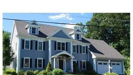 149 Bristol Road is on the market in Wellesley for $2.4 million.