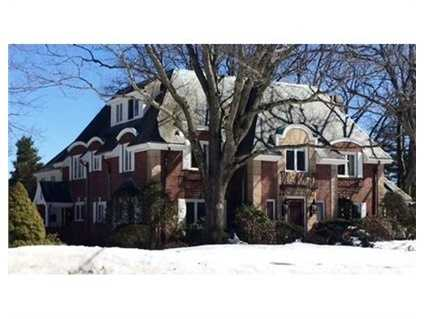 14 Peirce Road is on the market in Wellesley for $2.6 million.