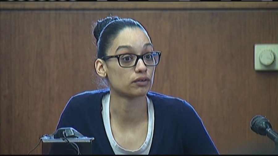 Alexandra Cruz testified that she was attacked by Alemany, but she managed to get away, and that's when she says Alemany apologized and claimed he was looking for someone else.