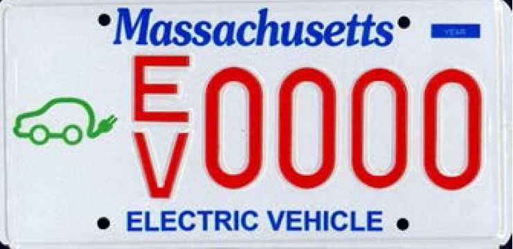 Electric Vehicle --Anyone with an electric or hybrid passenger or commercial vehicle is eligible for Electric Vehicle plates.