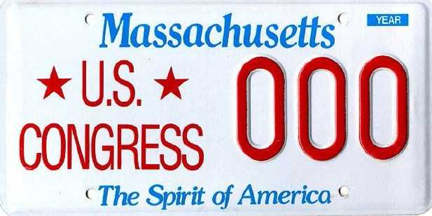 United States Congress -- Issued to elected members of the US House of Representatives.