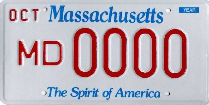 MD --issued to Massachusetts's residents who are licensed to practice medicine in the Commonwealth of Massachusetts.
