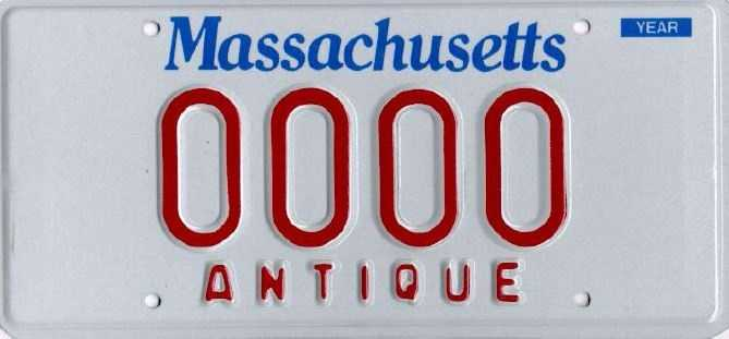 Antique --Any vehicle that is over 25 years old and maintained solely for use in exhibitions, club activities, parades, and other functions of public interest (this includes drives to prepare for such functions and transportation to and from the repair shop) is eligible for antique plates.
