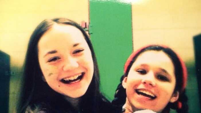 Ana (right) and Kayla (left) last seen Tuesday afternoon