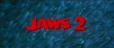 Jaws had three sequels, none of which approached the success of the original.