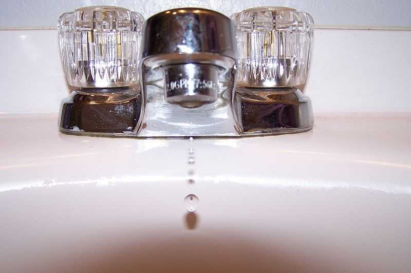 Be sure to fix slow drains, dripping faucets and malfunctioning water heaters. If your water heater is 10 to 15 years old, consider replacing it altogether.
