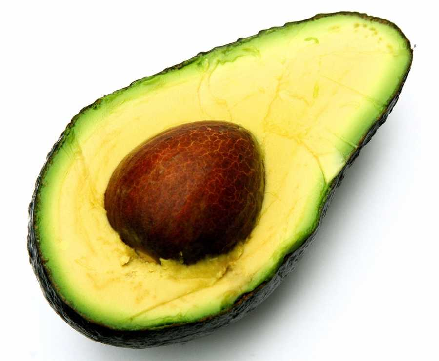 AvocadoAvocados contain a toxic compound called Persin which causes vomiting and diarrhea in pets.