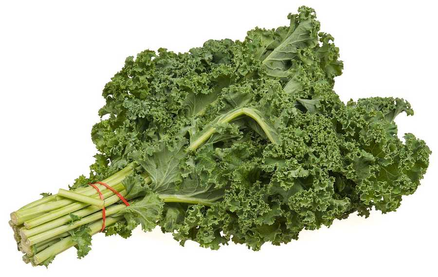 A kale smoothie will also help produce a relaxing effect on the body, and help relieve both mental and physical tension.