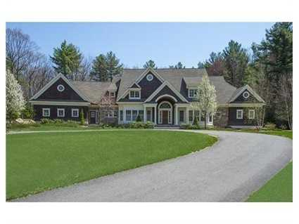 65 Sears Road is on the market in Wayland for $2.5 million.