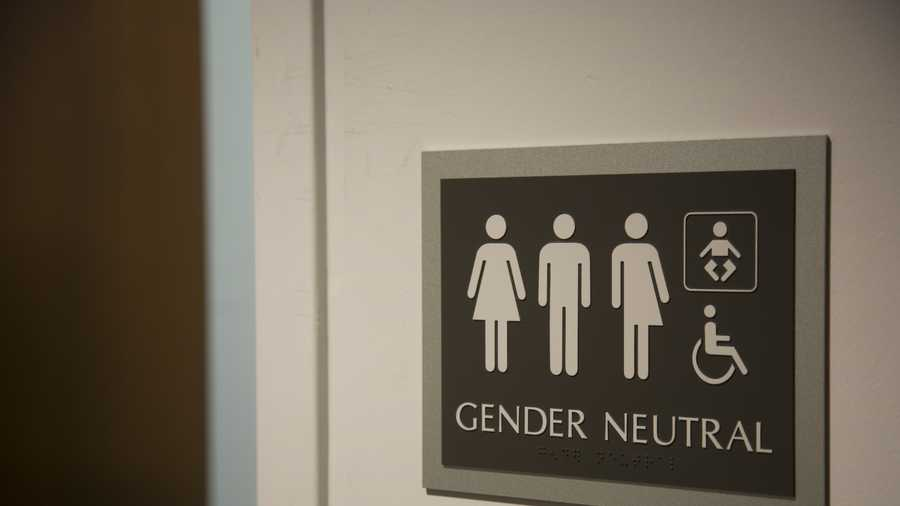 Gender Neutral Bathrooms Unveiled At City Hall