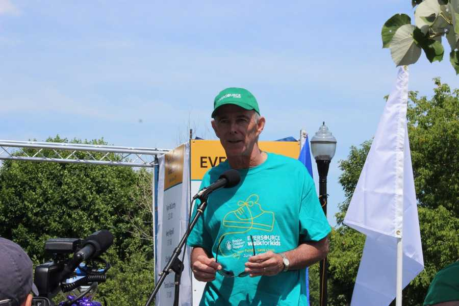"""Eversource is proud to have contributed significantly to the growth and success of the Walk,"" said Tom May, Chairman, President and CEO of Eversource. ""To know that our long-term partnership with Boston Children's Hospital has helped this world-renowned hospital continue to save lives, I can't think of a better reason to remain a champion and sponsor of this great event."""