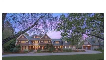 132 Marrett Road is on the market in Lexington for $3.9 million.
