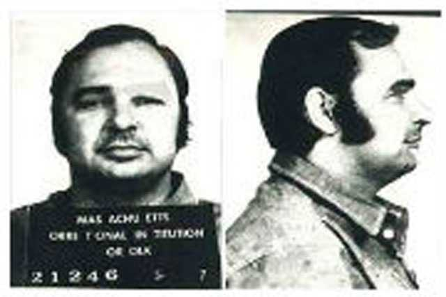 "Norman Dionne. Escaped on January 5, 1975. At the time of his escape, he was serving a 4-10 year state prison term for armed robbery. Dionne is a white male, 5'9"" tall, 216 pounds, with brown hair and brown eyes."