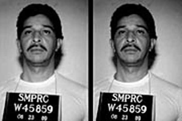 Francisco Rodriguez. Escaped in 1989. At the time of his escape, he was serving a 6-10 year state prison term for distribution of cocaine. Rodriguez is described as a Hispanic male, 5 ft. 11 in. tall, 180 pounds, black hair and brown eyes.