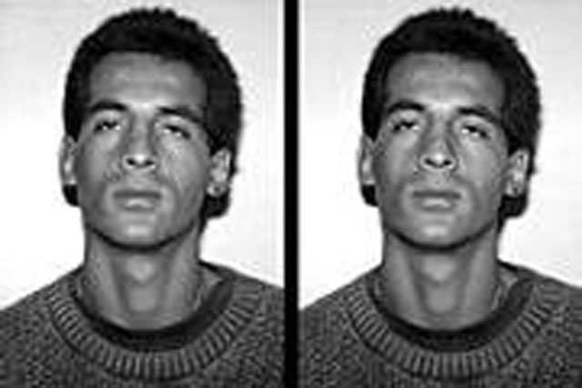 "Libardo Agudelo -- Escaped in 1990. He was serving a 10-12 year state prison term for trafficking in cocaine. Agudelo is a Hispanic male, 5'11"" tall, 160 pounds, black hair, brown eyes and his complexion is described as olive."