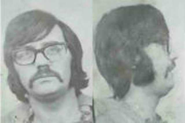 "Richard Robert Witney. Escaped from the custody of the Massachusetts Department of Correction on April 22, 1974. At the time of his escape, he was serving a 4-10 year state prison term for armed robbery. Witney is a white male, 6'0"" tall, 175 pounds, with black hair and blue eyes."