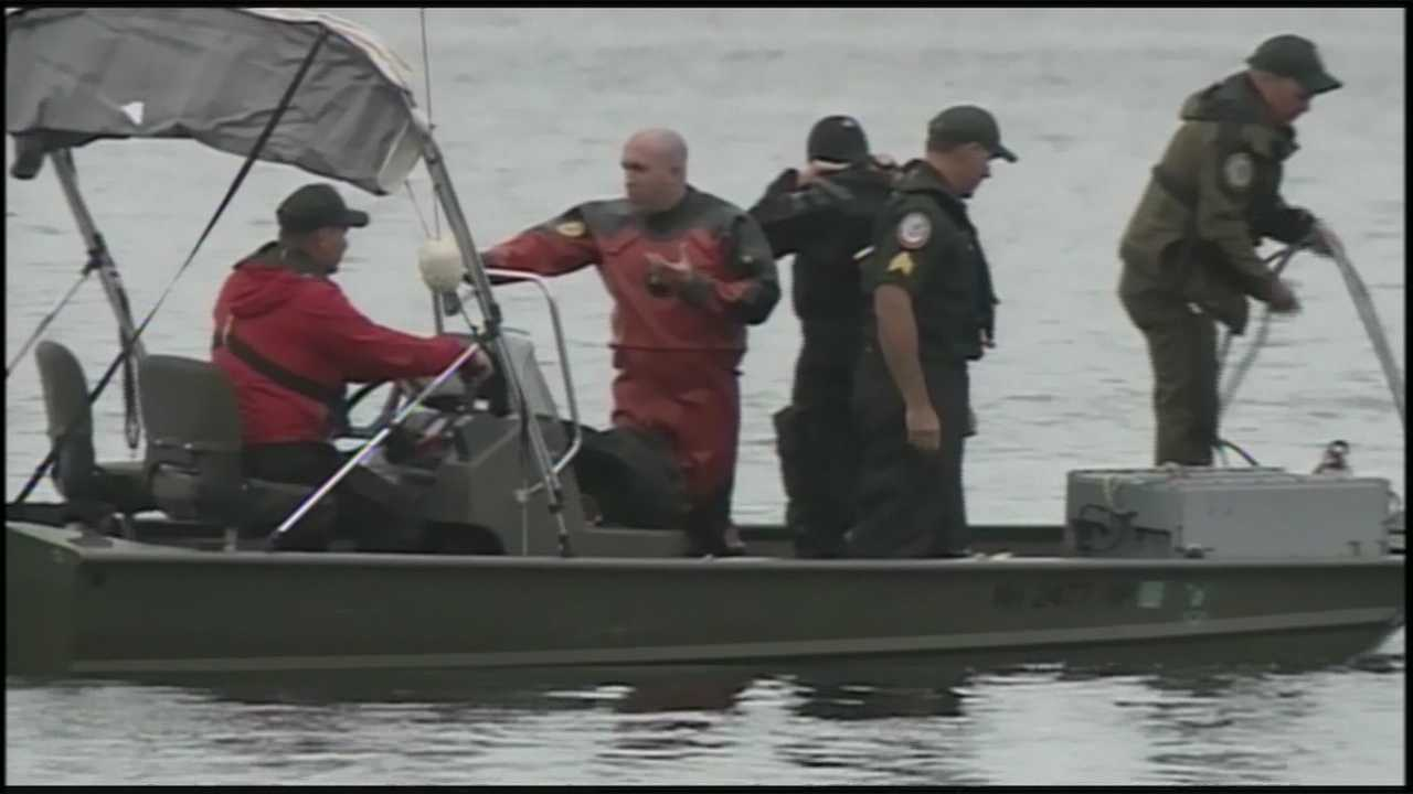 Search started after unattended boat found