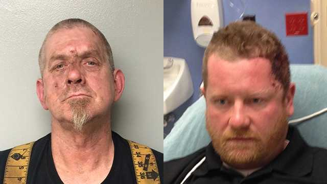 David Bell, 60, of Jaffrey, and Matthew Anderson, 40, of Manchester