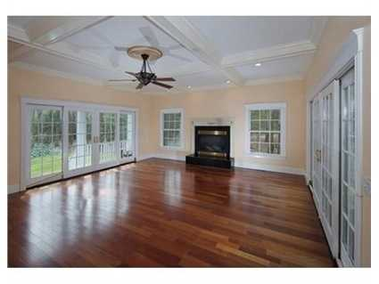 Gracious gated 6,500 Sqft Colonial in prime Dana Hall area.