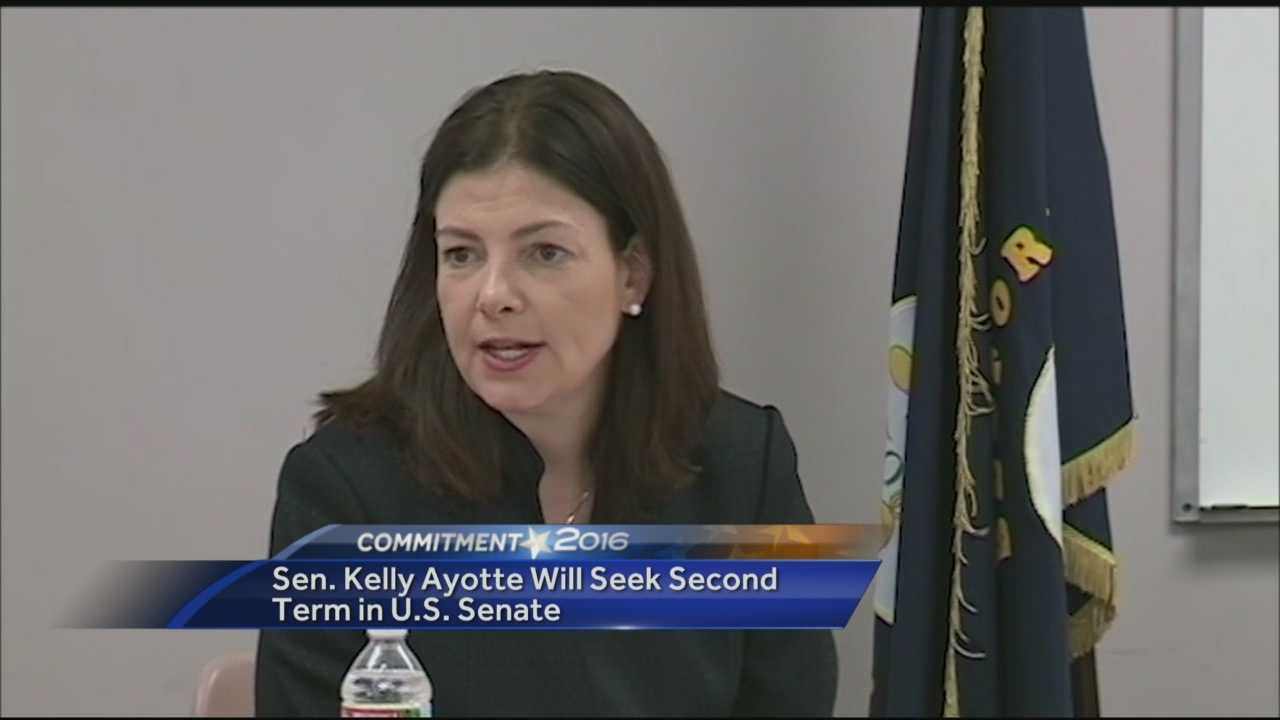 Sen. Kelly Ayotte (R-New Hampshire) is expected to announce that she will seek a second term in the U.S. Senate. However, one political analyst thinks the incumbent Republican could be vulnerable if Gov. Maggie Hassan (R-New Hampshire) decides to run.