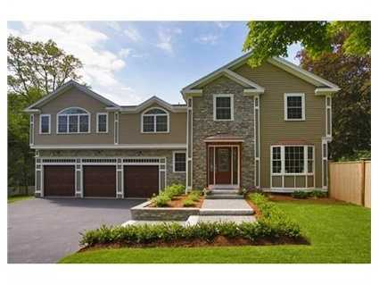 1 Gardner Place is on the market in Winchester for $2.1 million.
