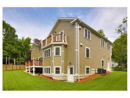 """Extraordinary Colonial residence located in """"The Flats"""" of Winchester."""