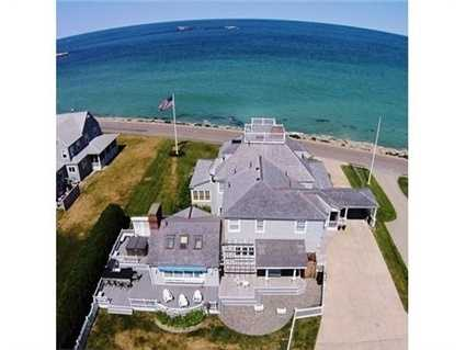 19 Glades Road is on the market in Scituate for $3.49 million.