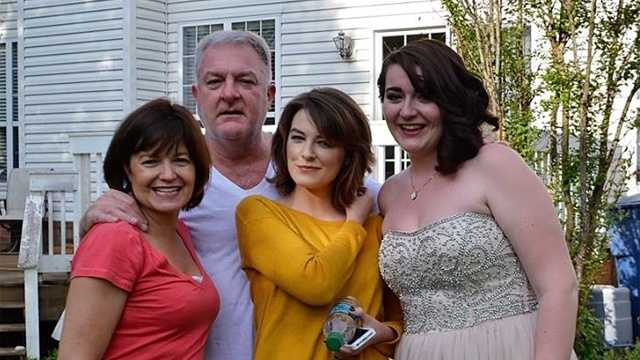 Betty Kalister (left), Joseph Richard Kalister, and daughter Nicole Kalister (right) were killed in the crash in Plainville.