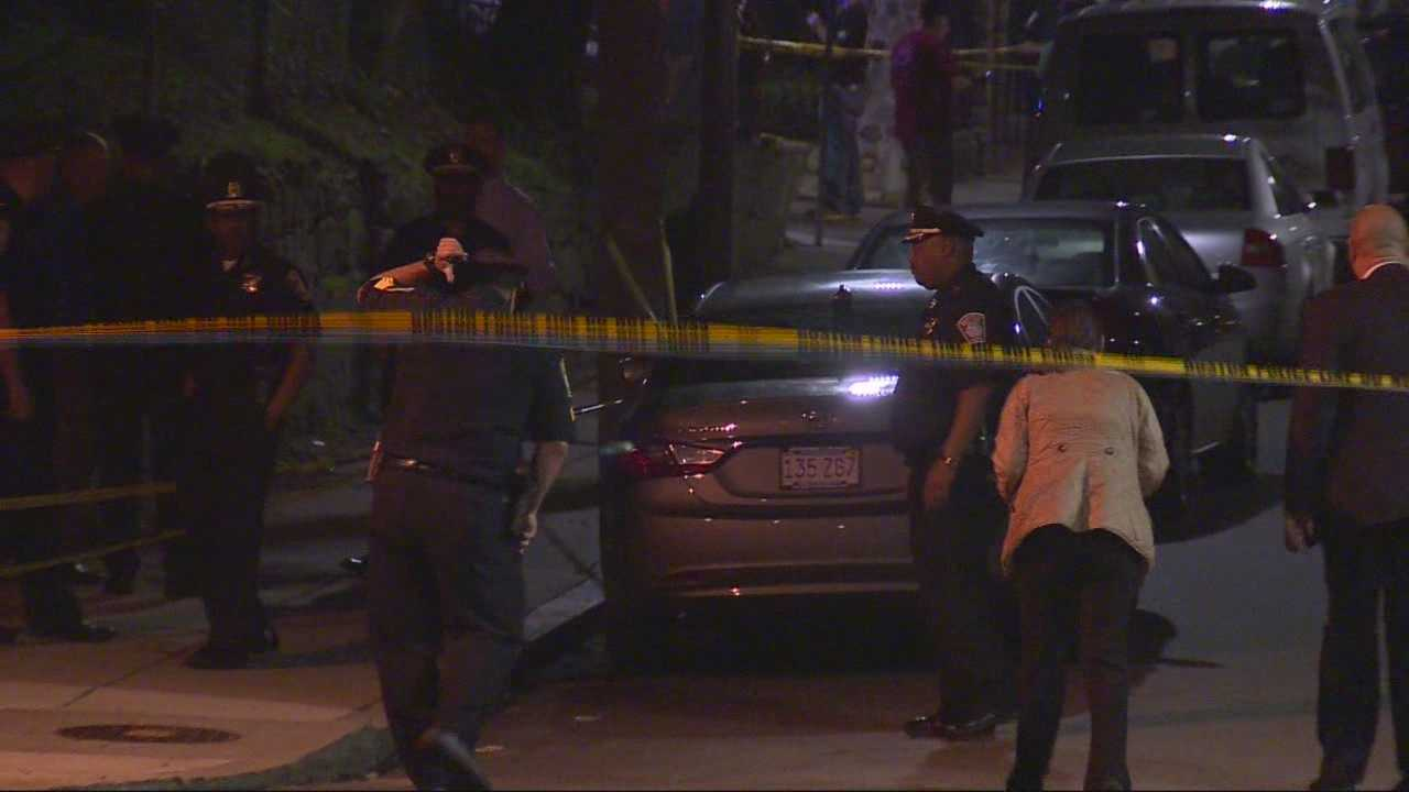 A man in his mid-20s was fatally shot late Saturday night in Dorchester.