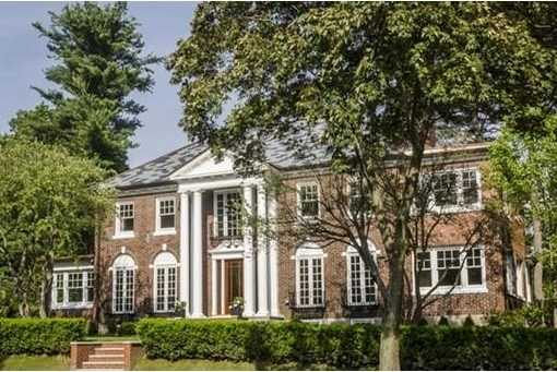294 Dean Road is on the market in Brookline for $3.2 million.