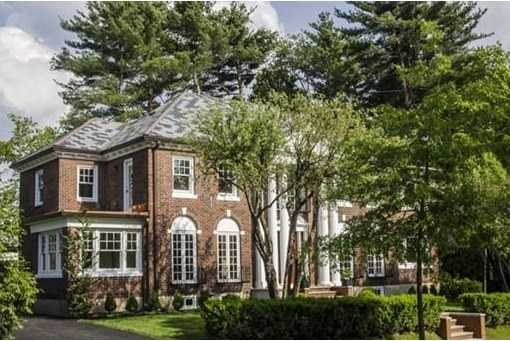 This stunning, sunny Georgian Colonial has been completely renovated to the studs with attention to every detail.