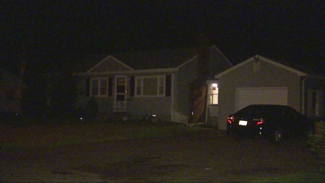 A young girl has died after being pulled from the bottom of a pool at her Framingham home.