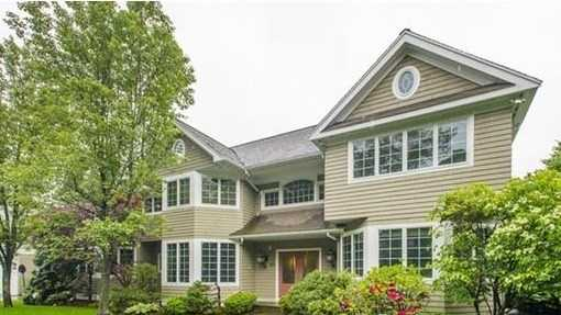 21 Puddingstone Lane is on the market in Newton for $2.49 million.