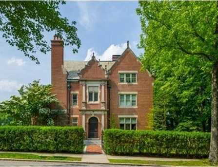 291 Buckminster Road is on the market in Brookline for $2.99 million.