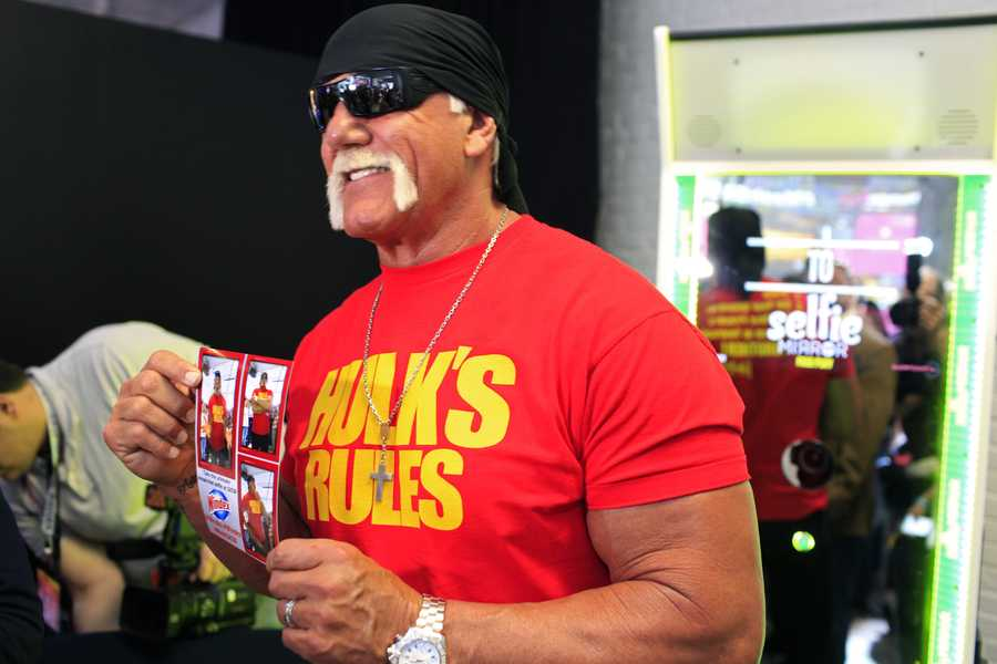 Professional wrestler Hulk Hogan has been fired by World Wrestling Entertainment.