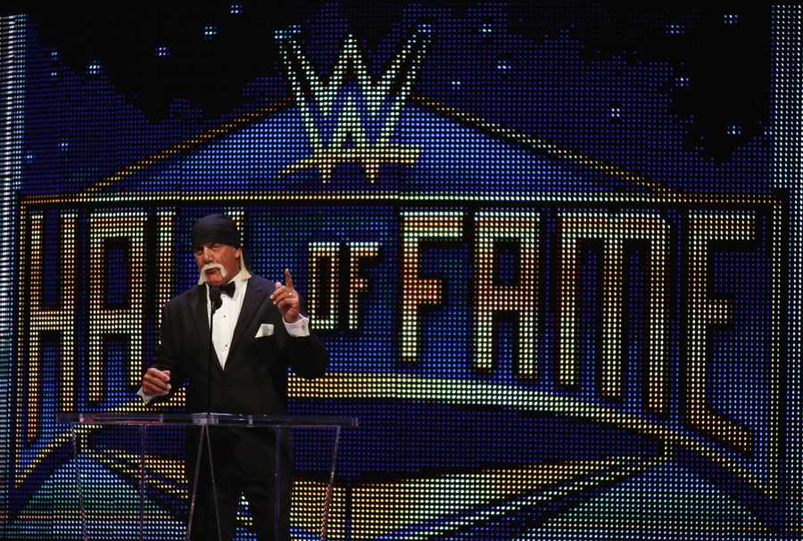 """In a statement WWE said it """"is committed to embracing and celebrating individuals from all backgrounds as demonstrated by the diversity of our employees, performers and fans."""""""