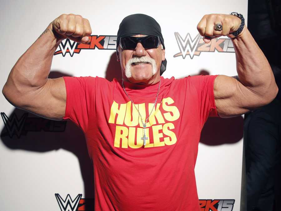 Hogan was the main draw for the first WrestleMania in 1985 and was inducted into the WWE Hall of Fame in 2005.