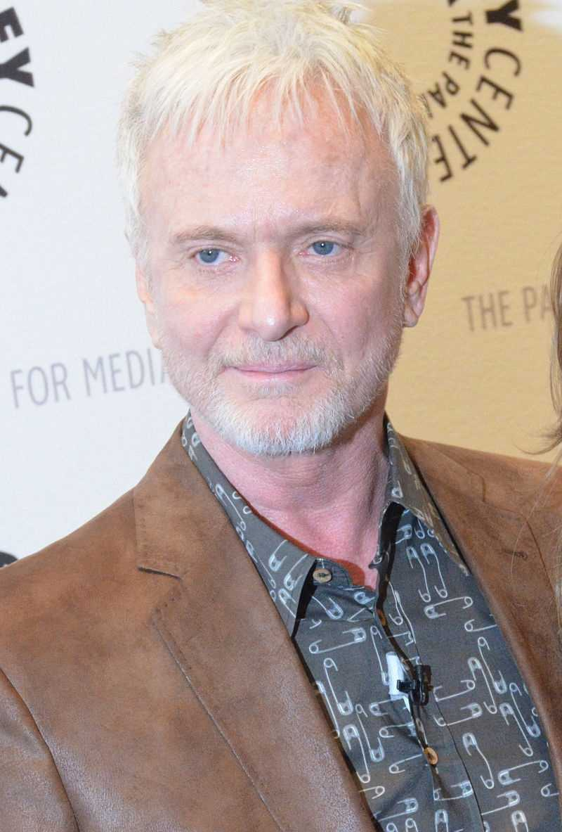 """Actor Anthony Geary is departing """"General Hospital"""" after 37 years of playing Luke Spencer."""