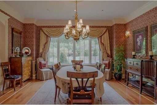 The property features a heated 3 car garage and a separate 2 car garage&#x3B; heated walkways and patios&#x3B; a fabulous game room, bar and theater area&#x3B; fitness room&#x3B; a climate controlled wine cellar&#x3B; and a 30 kw standby generator.