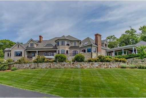 6 Wayside Circle is on the market in Framingham for $3.6 million.