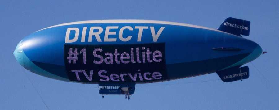 2.) DirecTV