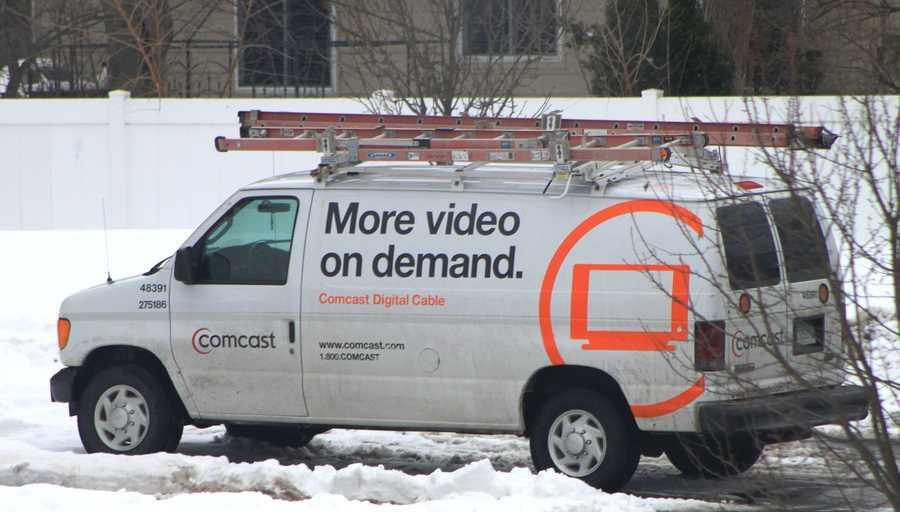 1.) Comcast