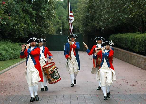7.) Patriots. Everywhere else, it's people who support their country.