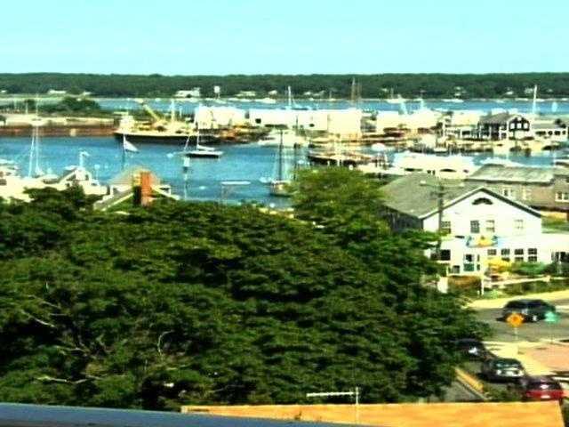 In Massachusetts, it's an island.