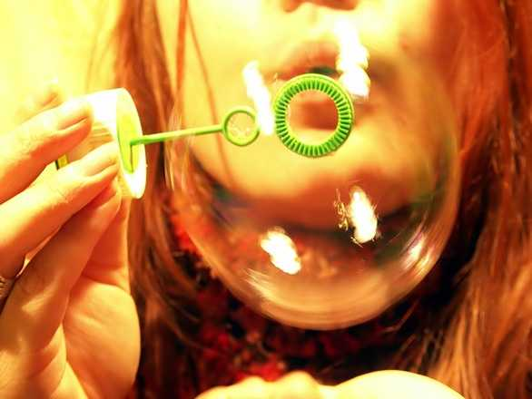10.) Bubbler. Everywhere else, it's blowing bubbles.