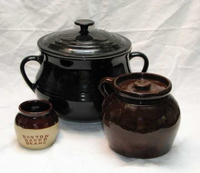 16.) Beanpot -- Everywhere else, it's what you use to cook beans.