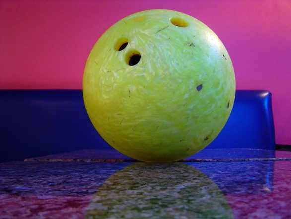 19.) Bowling. Everywhere else it involves a large ball.