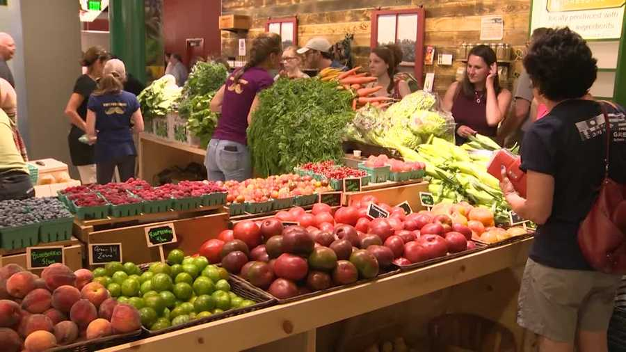 """37 small businesses are launching their own retail stores within the Market, some of them for the first time,"" said Liz Morningstar, CEO of the Boston Public Market."