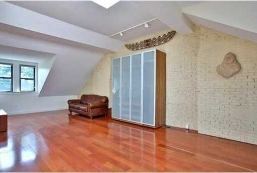 Top floor has a grand Media room, full bath and skylight.