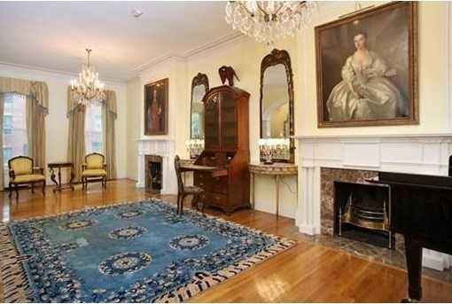 196 West Springfield is on the market in Boston for $3.6 million.